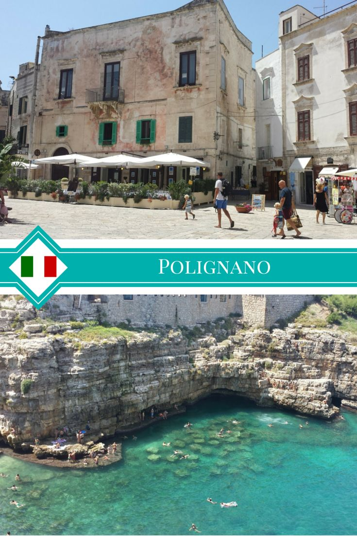 Polignano. To do in Polignano. Ins and outs of Polignano. Photography of Polignano. Visit Polignano