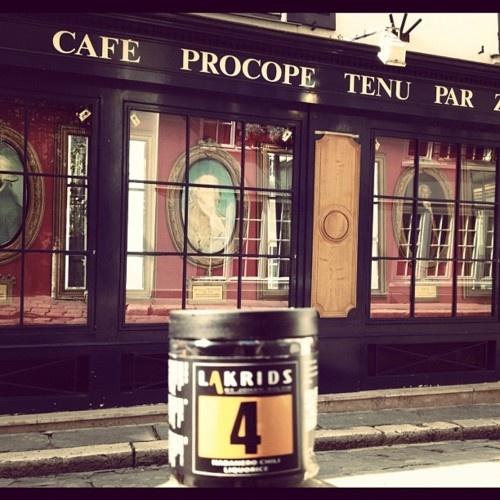 Lakrids in Paris