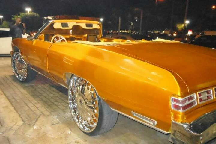 17 Best Images About Chevy Impala Caprice Donk On
