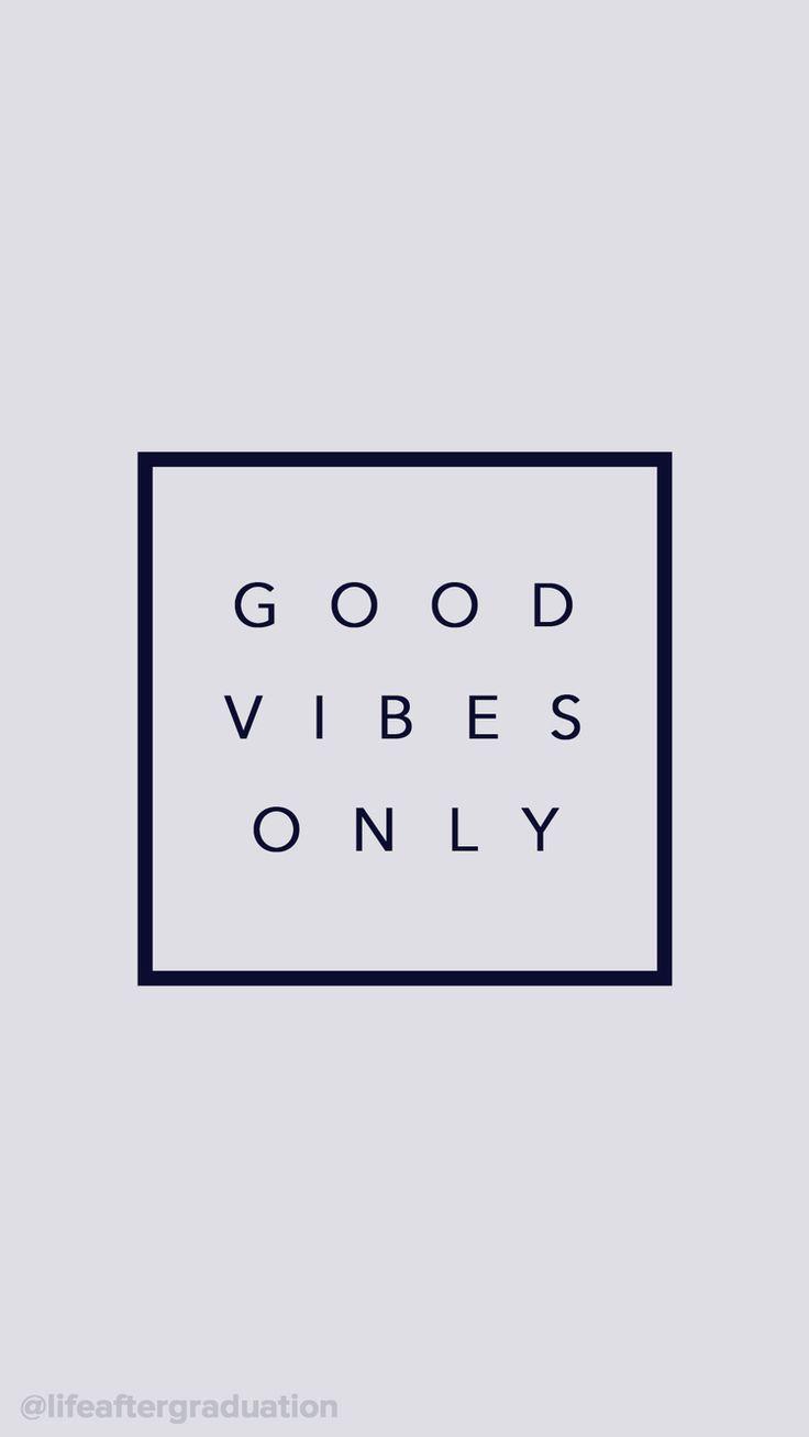 Iphone wallpaper tumblr yin yang - Good Vibes Only