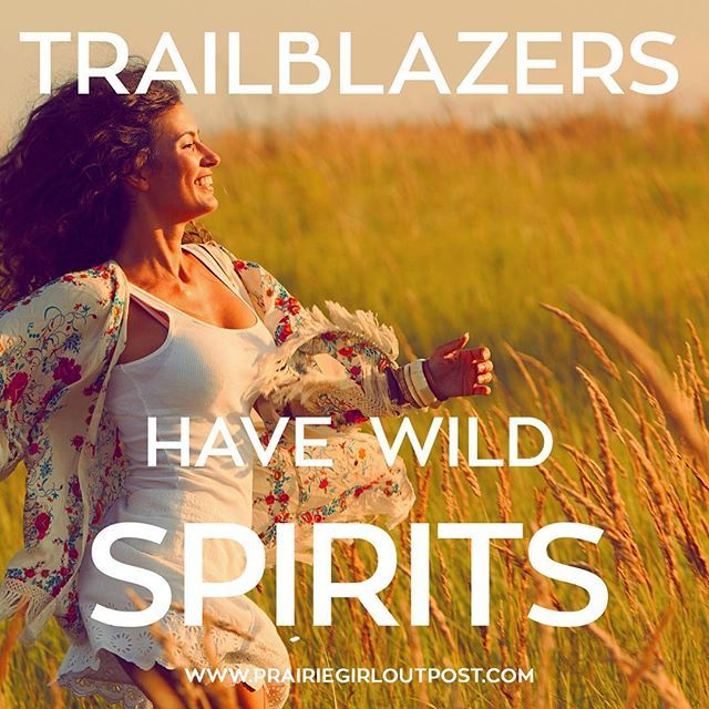 We sure do!!! It's our wildness that keeps the fire in our belly to head into the unknown! #bewild #trailblazerlife #mindfulness