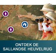 Met de huifkar over de Sallandse Heuvelrug | Nationaal Park De Sallandse Heuvelrug