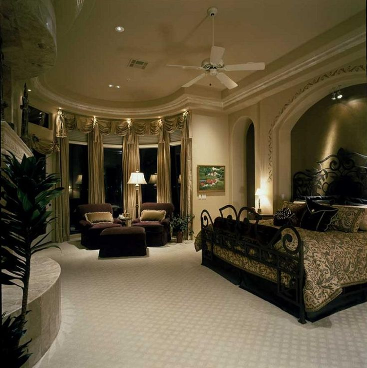 Classy Bedroom With A Touch Of Nature Pixdaus