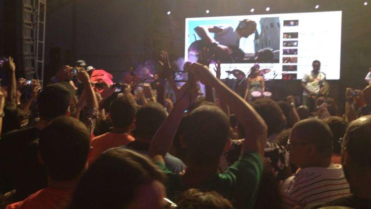 PLAYING FOR CHANGE - MELHORES MOMENTOS (Vídeo 2) - Itaipava Arena Fonte ...