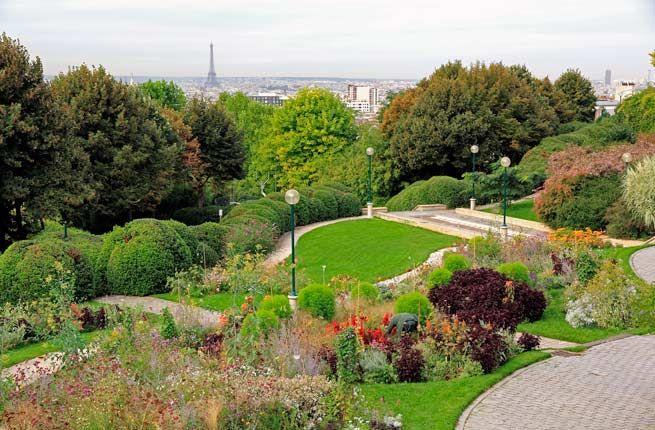 202 best Paris 20è. Parc de Belleville (Paris, France). images on ...