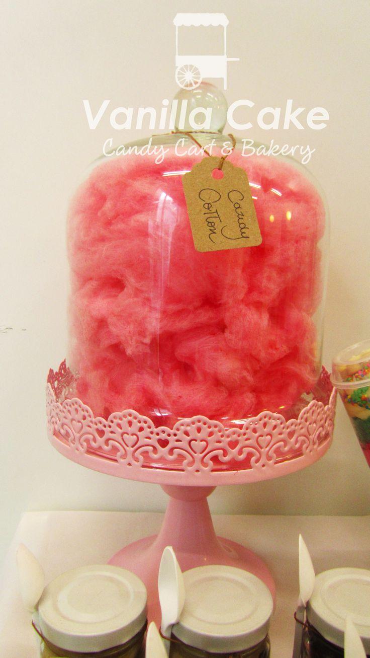 copón de candy cotton