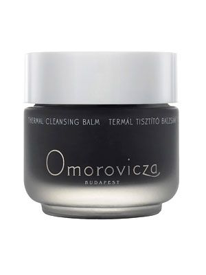 "Omorovicza Thermal Cleansing Balm    Best Facial Cleanser from Hungary    ""Using mineral-rich Hungarian thermal mud and water, this orange blossom-scented balm thoroughly cleanses and leaves skin moisturized and enriched with minerals and vitamins."": Balm Thorough, Buy Winner, Thorough Cleanse, Facial Cleanser, Mineral Rich Hungarian, Thermal Cleanse, Blossoms Sc Balm, Facials Cleanser, Cleanse Balm"