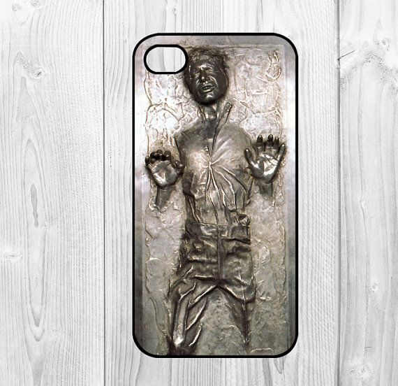 Han Solo iphone 4 case iphone case 4s case 4 case by DragonSashimi, $6.90