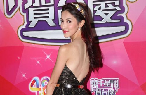 Grace Chan believes it is impossible for her to win the Best Actress award this year, but she does hope to win the Most Improved Female Artiste award.