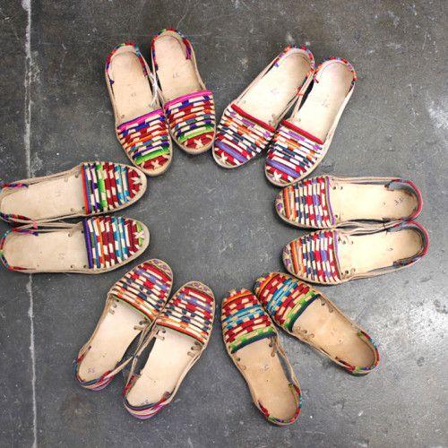 Huaraches From Chiapas Kneeland Mercado Shoes Shoes