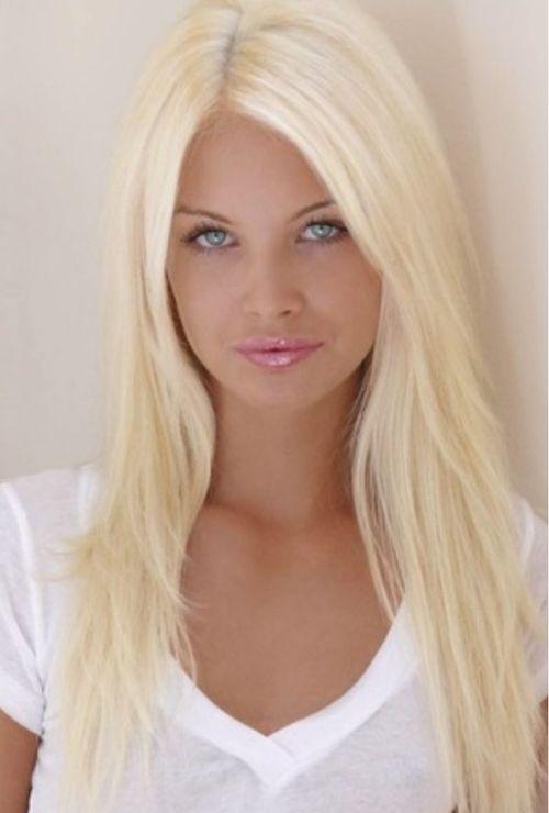 Gorgeous Blonde Woman 57