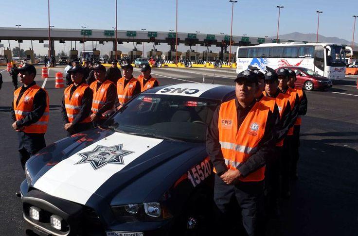 """Policía federal concluye el operativo """"semana santa 2015"""" con más de 200 mil acciones de ayuda a la población"""