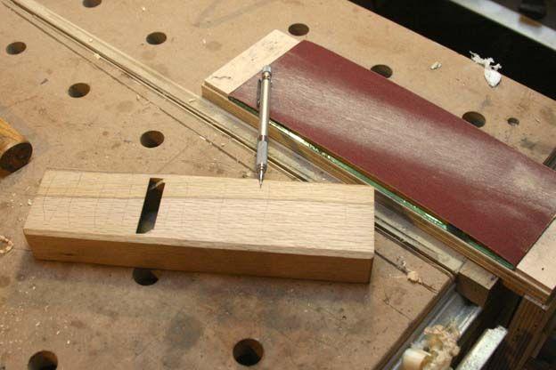 Japanese tools #1: Japanese hand plane KANNA setup