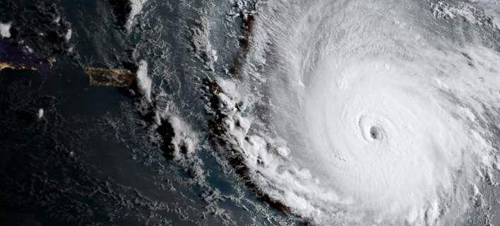 Ιρμα: Τρόμος στην Καραϊβική από τον ισχυρότερο τυφώνα όλων των εποχών! [εικόνες & χάρτης]