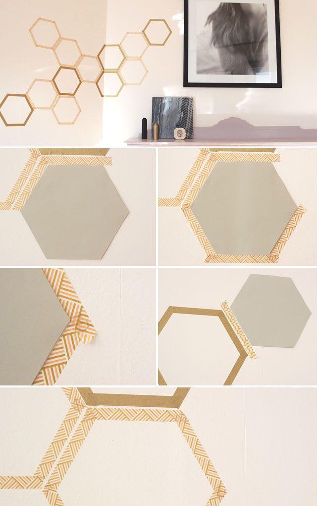 Honeycomb - Flurwand & Zimmertür