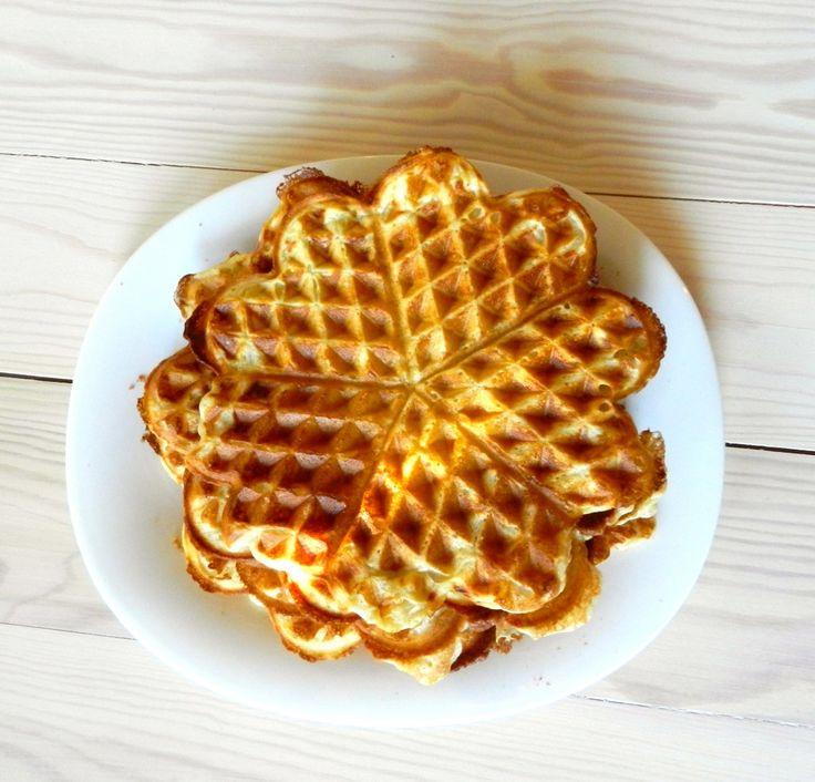 Søndagsvafler / great wafles!