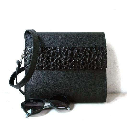 SIMPLICITY satchel mini czarna
