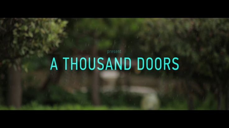 Behind the Exhibition A THOUSAND DOORS at Gennadius Library and Gardens | Video