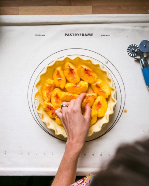 Peach Pie  Summer Peach Recipes Really nice recipes. Every  Mein Blog: Alles rund um die Themen Genuss & Geschmack  Kochen Backen Braten Vorspeisen Hauptgerichte und Desserts # Hashtag