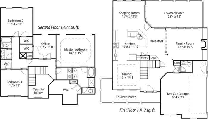 Pin On Home Design Plans
