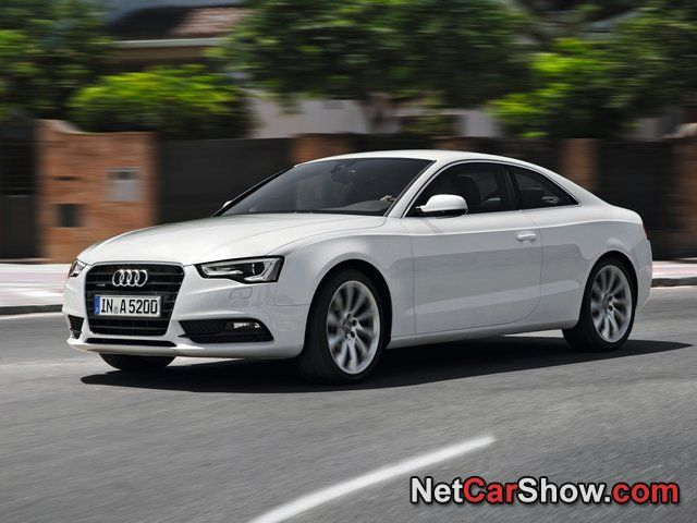 Audi A5 Coupe (2012) Facelift is better equipped, particularly including DAB radio but can't be had for much less than £20K at the moment.
