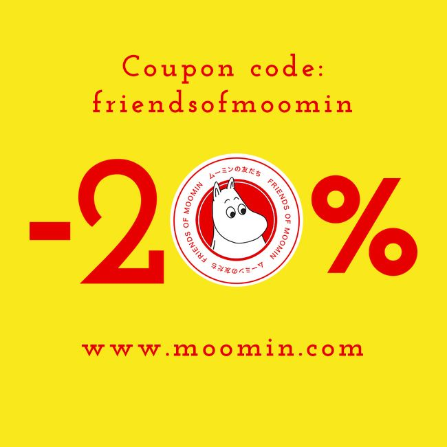 38 best scandinavian consumer brands images on pinterest get a 20 discount at moomin and moomin moomincoupon codes campaign fandeluxe Images