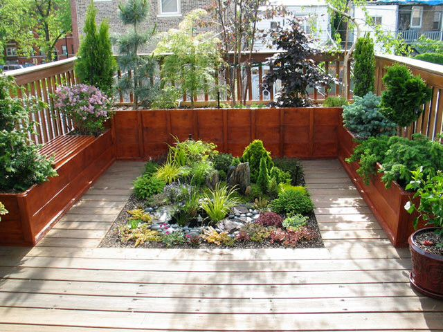 Deck Gardens