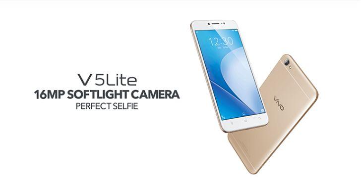 Официален анонс на смартфона Vivo V5 Lite   Едновременно с анонса на смартфонаVivo V5 Plusбе показан още един смартфон Vivo V5 Lite който е опростена версия на по-мощния смартфон VivoV5.  Vivo V5 Lite е оборудван с55-инчов дисплей с резолюция 1280х720 пиксела. Устройството се базира на необявен модел чипсет с 64-битова архитектура. Налични са 3 GB оперативна памет и 32 GB флаш-диск.  Основният акцент във Vivo V5 Lite е поставен върху камерите: основна камера с резолюция 13 мегапиксела с…