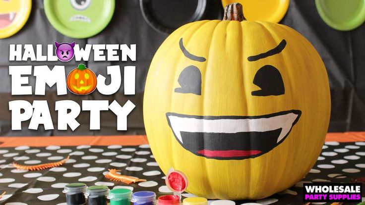 119 Best Emoji Party Ideas Images On Pinterest