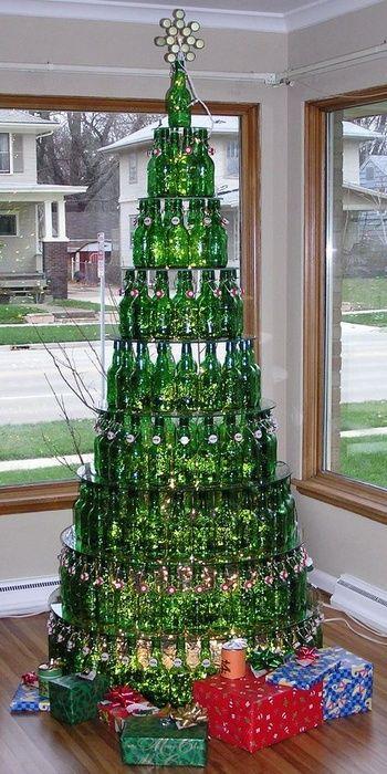 Bachelor's christmas tree