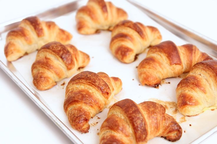 How to Make Croissants Recipe - Laura Vitale - Laura in the Kitchen Epis...