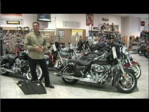 Check out this article about Saddlebags we just posted at http://motorcycles.classiccruiser.com/saddlebags/howto-install-harley-davidson-saddlebags/