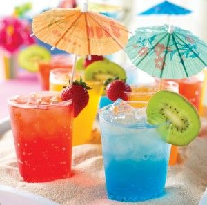 Tropical Party Ideas To Warm You Up!