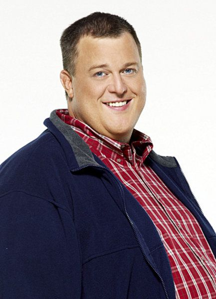 Billy Gardell as Mike ~ Mike and Molly