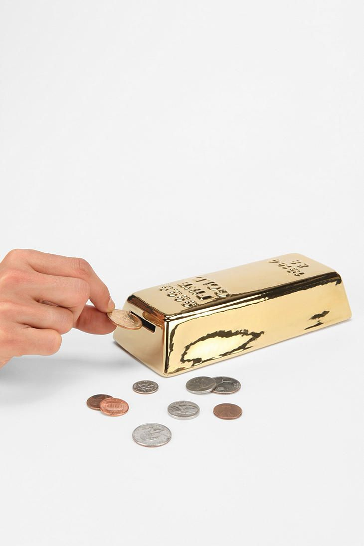 Gold Bar Bank #urbanoutfitters