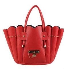 Rings & Tings  Basket Handbag