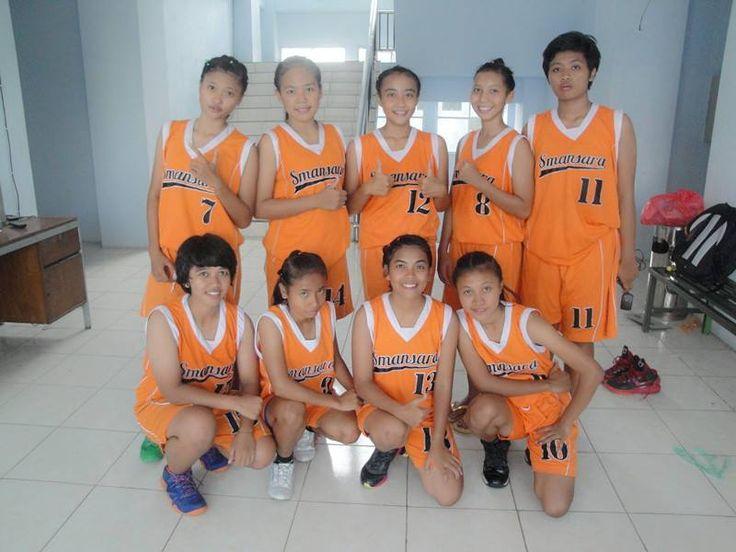 Basketball time. POPDA2014
