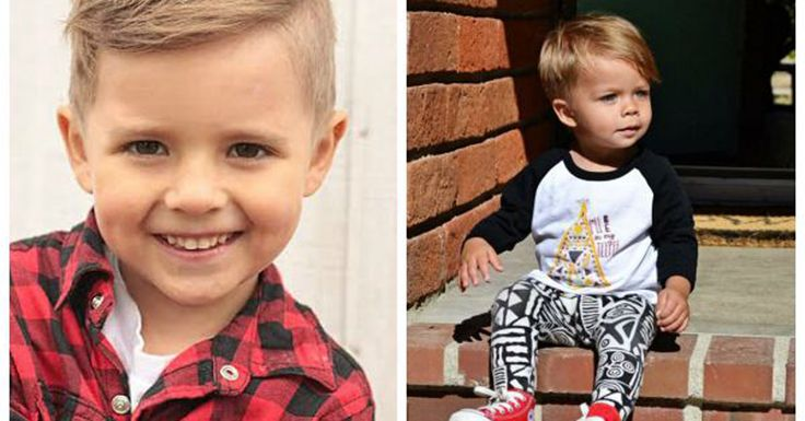 Cute Little Boys Hairstyles : Take a peek at these 13 cute boys hairstyles that your little dude can totally rock! These hair cuts are...