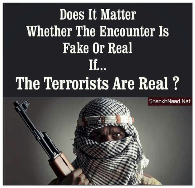 Under Modi jee Raaj Terrorist Will be served with Bullets not by Biryani .  MMS Was bother about Muslim vote but Modi jee is bother about the country and country man security and prosperity .   We support MP Government action and we demand such more type of action against terrorist instead giving them biriyani and protection in name of Judicial trial . Terrorist need only Capital Punishment .