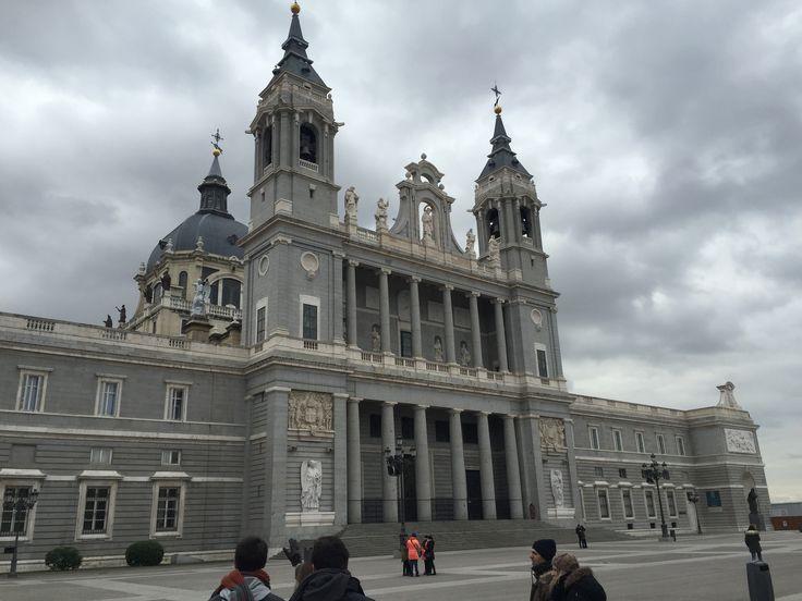 Madrid - Cattedrale dell'Almudena