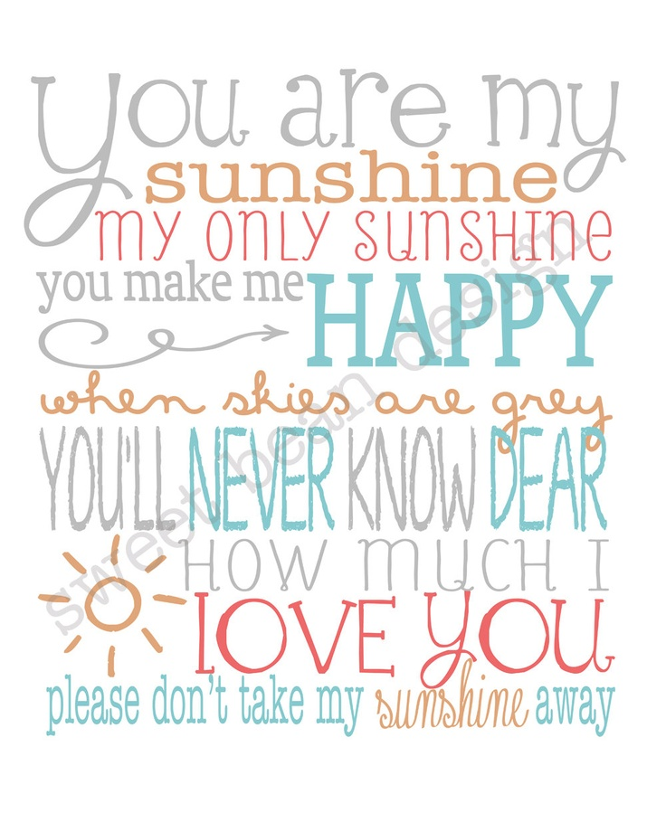 Little Things Script Heart Song Lyric Quote Print