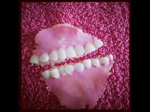 How To Make Latex Prosthetic Teeth For Halloween
