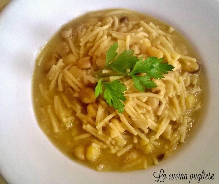 """La tolica salentina è un piatto mediterraneo molto gustoso! :) E' noto anche come """"cicerchia"""" . Per la ricetta: http://lacucinapugliese.altervista.org/recipe/la-tolica-salentina/"""