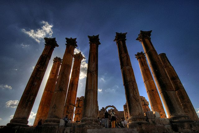 Jerash (Jordan). 'For a country so small, Jordan punches ...