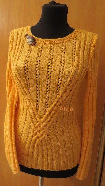 Delicadezas en crochet Gabriela: Patrones tejidos con palillos