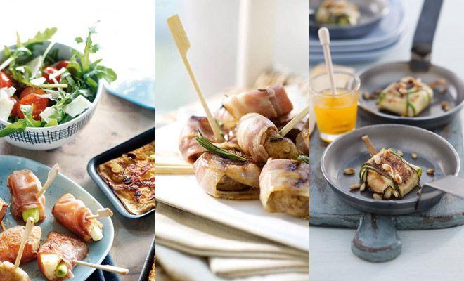Gourmetten afgezaagd & saai? Wel als je voor een standaard schaal met vlees en doorsnee sausjes gaat. Leuker wordt jouw kerst gourmet met deze recepten.