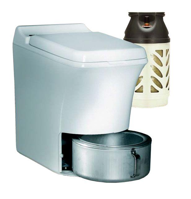 Cinderella Gas on nerokas polttava kuivakäymälä, jonka polttimona käytetään erikoisvalmistettua kaasupoltinta.