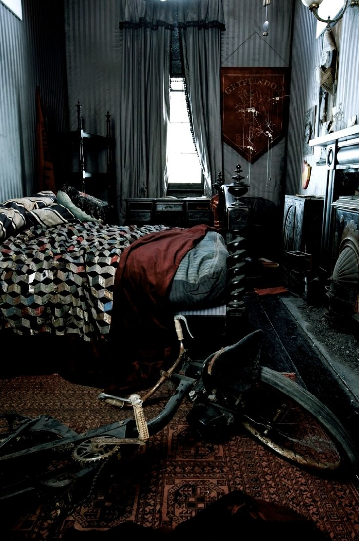 Sirius Black's Bedroom, Order of the Phoenix