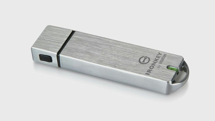 Clés USB, le very best of - IronKey S200 http://lecollectif.orange.fr/media/cles_USB-le_very_best_of/#.UrR0PScm59Q #gadget #geek #hightech