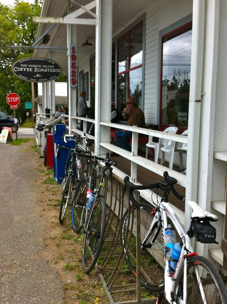 Vashon Island Coffee Cafe